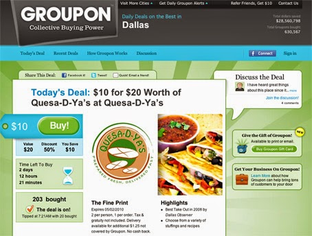Groupon App for Android BlackBerry iPhone iPad Windows Phone PC