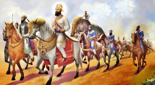 Guru Gobind Singh wallpaper