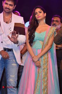Actress Naina Ganguly Stills in Long Dress at Vangaveeti Audio Launch  0045.JPG