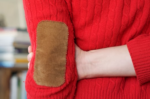 elbow patch template - made by katrina diy elbow patches