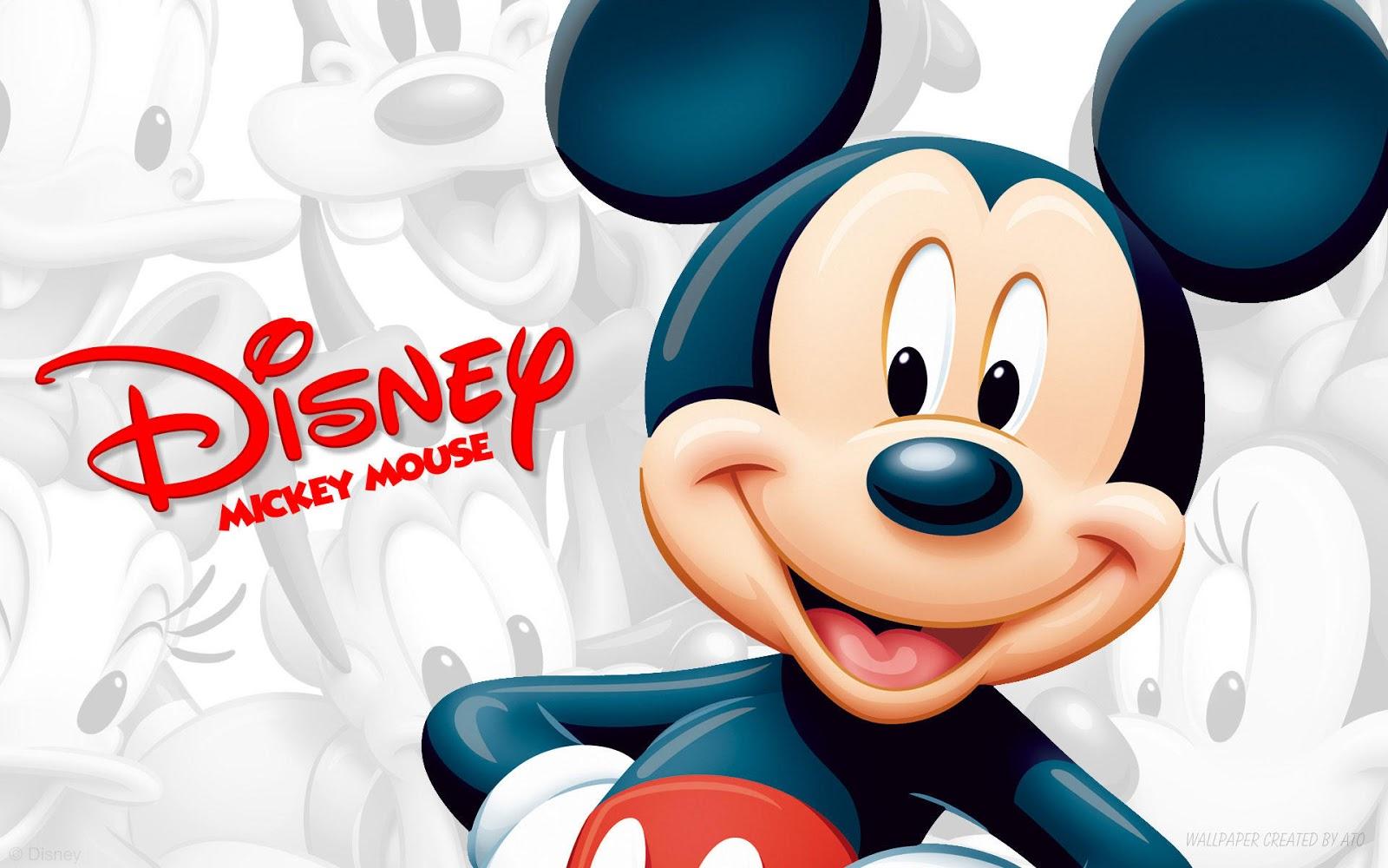 Fond D écran Mickey Fonds D écran Hd