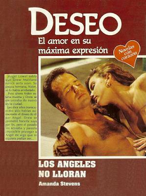 Amanda Stevens - Los Ángeles No Lloran