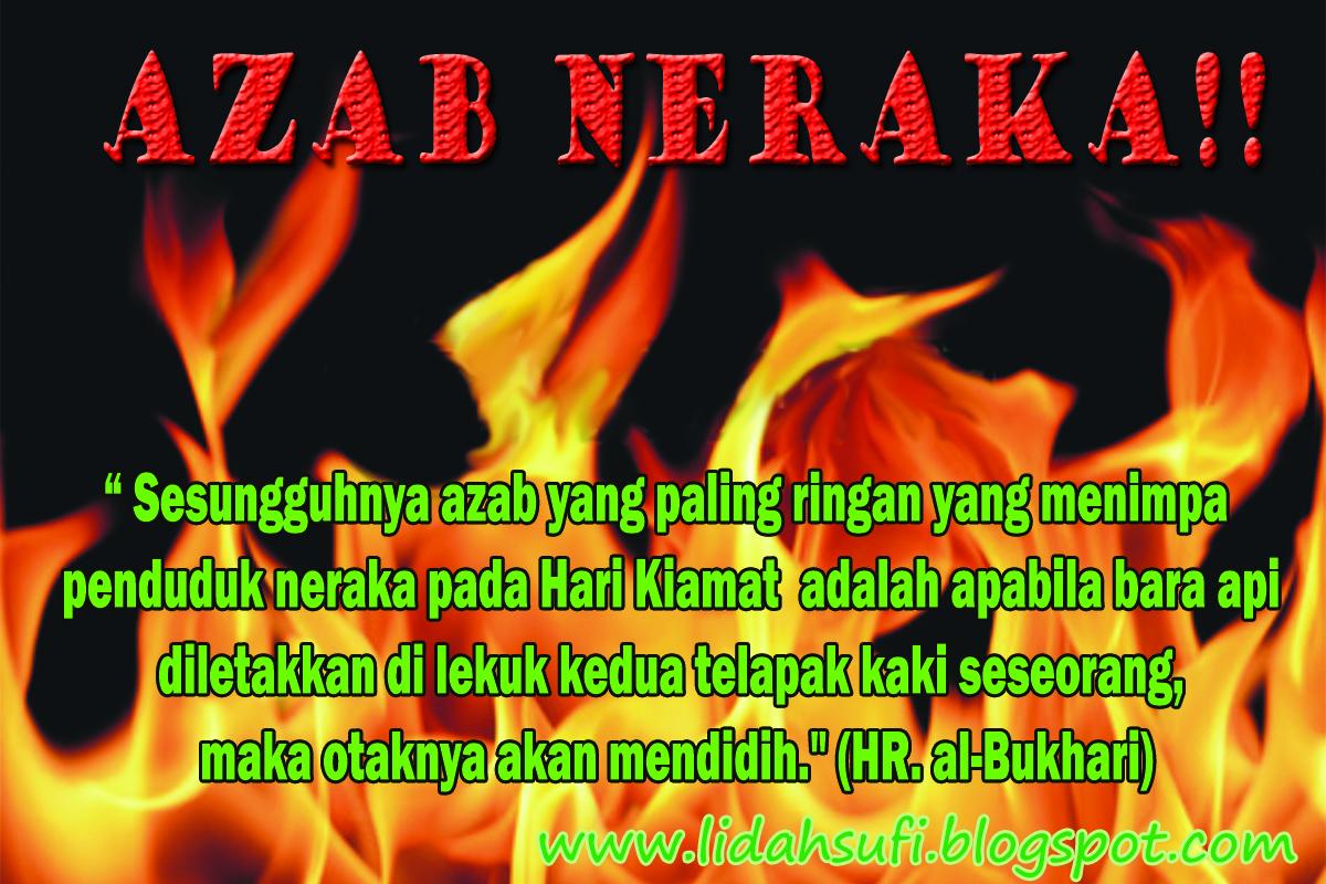 fARis vrAeRyL bLogEst B 4 sharing: azab NERAKA bagi orang ...