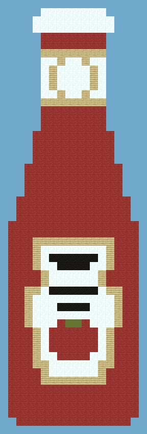ChickenBricks: Minecraft