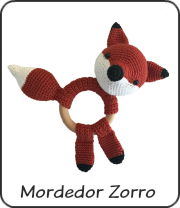 Mordedor zorro