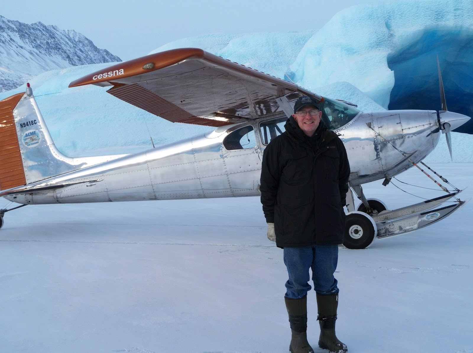 Flight School at Lake Hood: Float Ratings, Super Cub Tail-wheel