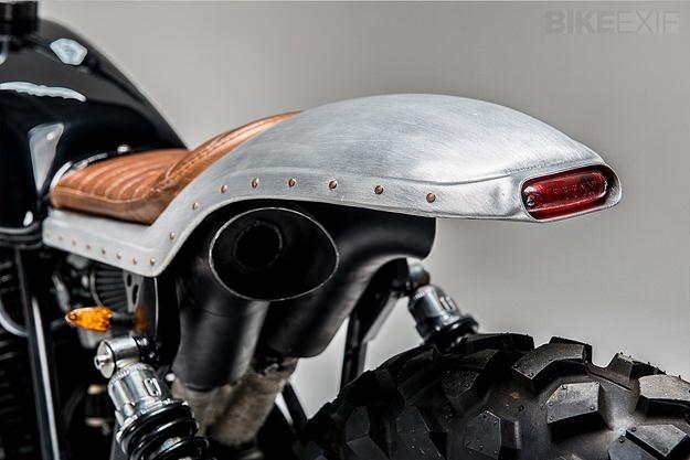 Scrambler - Sự kết hợp giữa off-road Enduro và Classic