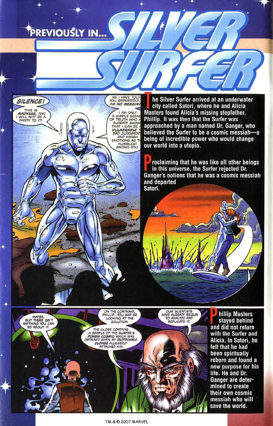 Read online Silver Surfer (1987) comic -  Issue #134 - 3
