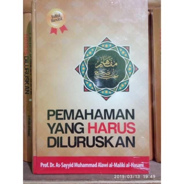 Penjual Kitab Mafahim Yajibu an Tushohhah Terpercaya di Semolowaru Surabaya