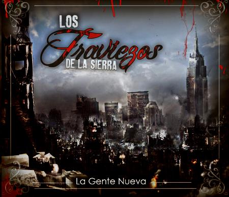 Los Traviezos De La Sierra - Salucita De La Buena (2013)