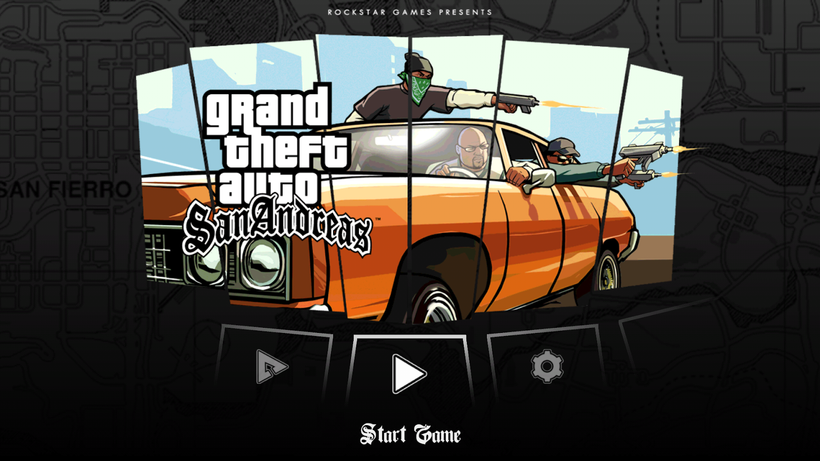 Stargames Android
