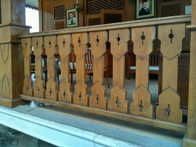 pagar rumah betawi atau langkan