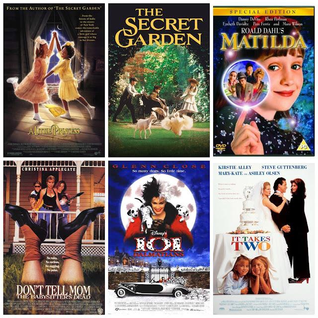 6 moich ulubionych filmów z lat 90.!