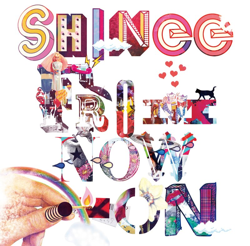 DOWNLOAD] ALBUM SHINee #SHINee - THE BEST FROM NOW ON AND [Mini