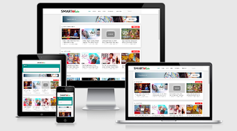 Smart Tube Blogger Template Free Download