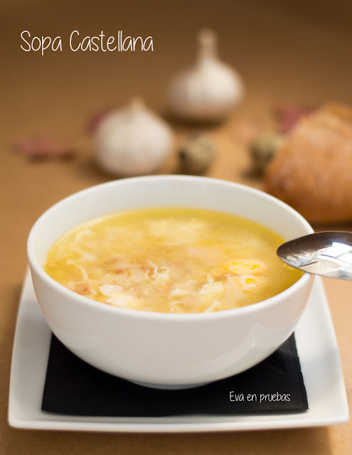 Esta sopa es ideal para matar vampiros a besos.