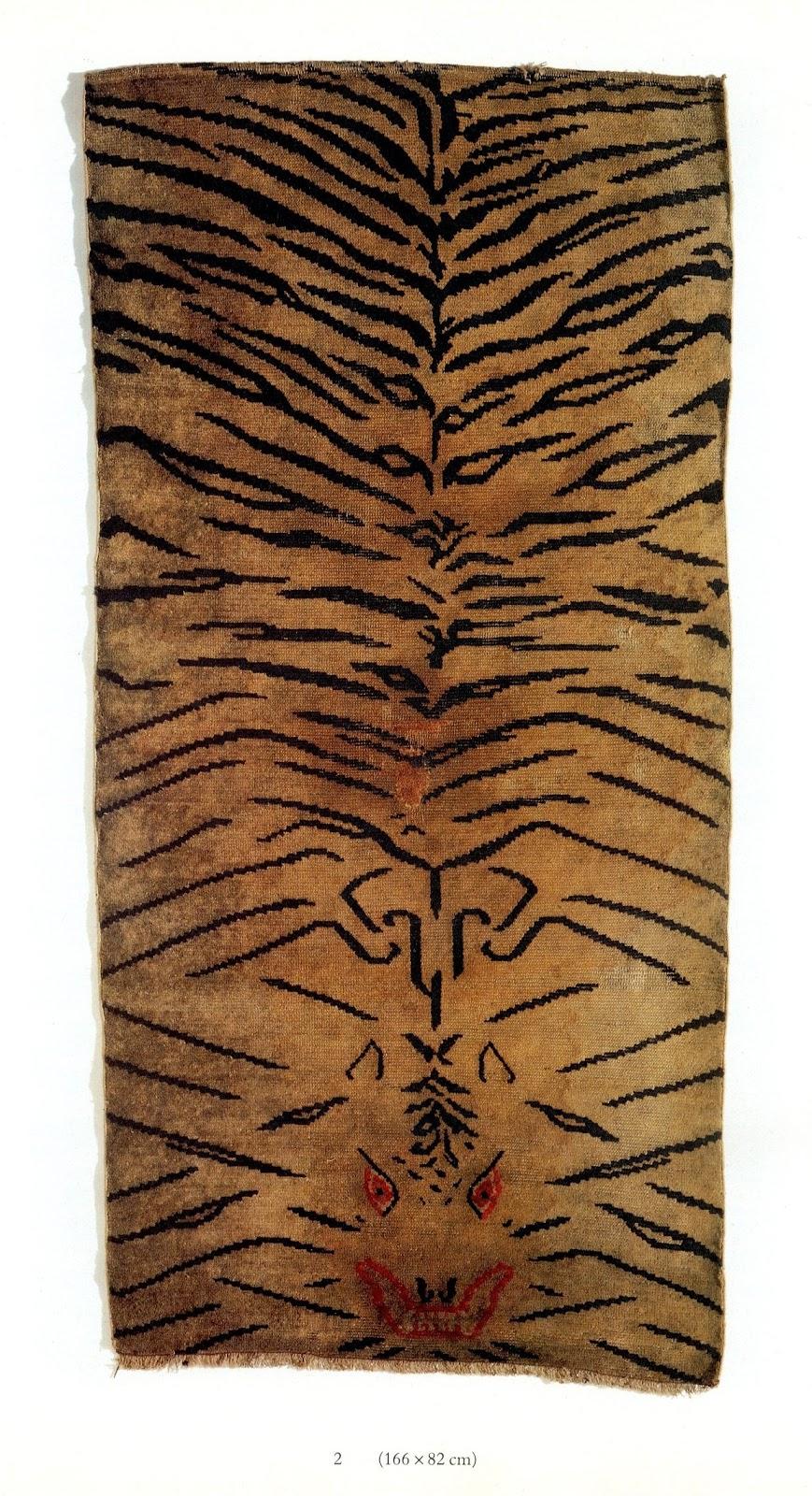 For Pilar Tibetan Tiger Rugs