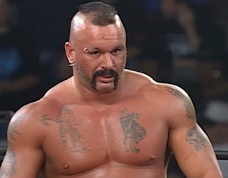 WCW World War 3 1997 Review - Perry Saturn defended the TV title against Disco Inferno
