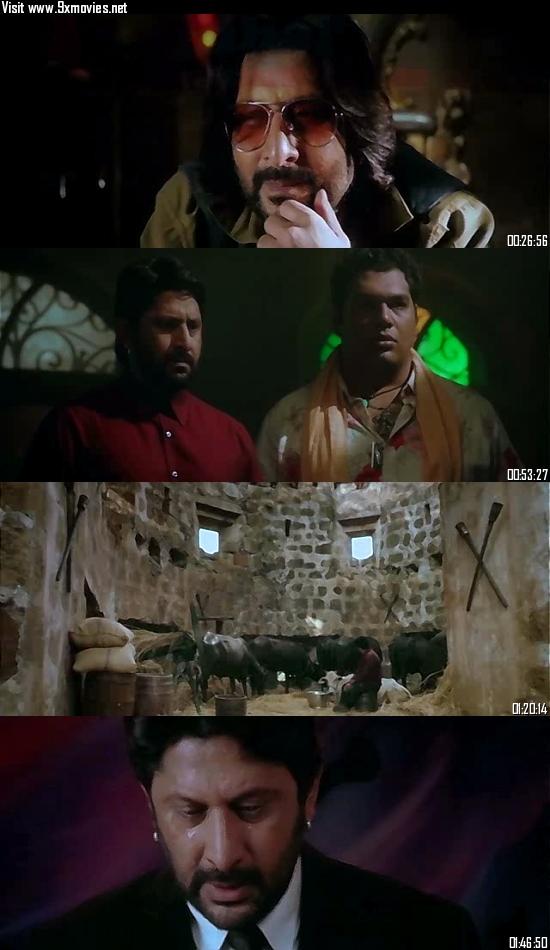 The Legend Of Michael Mishra 2016 Hindi DVDScr