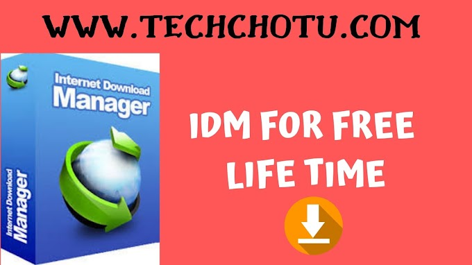 IDM FOR FREE LIFETIME