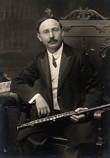 Leonardo De Lorenzo played with the New York Philharmonic Orchestra