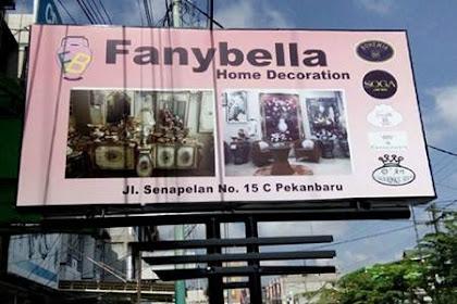 Lowongan Fanybella Home Decoration Pekanbaru Februari 2019