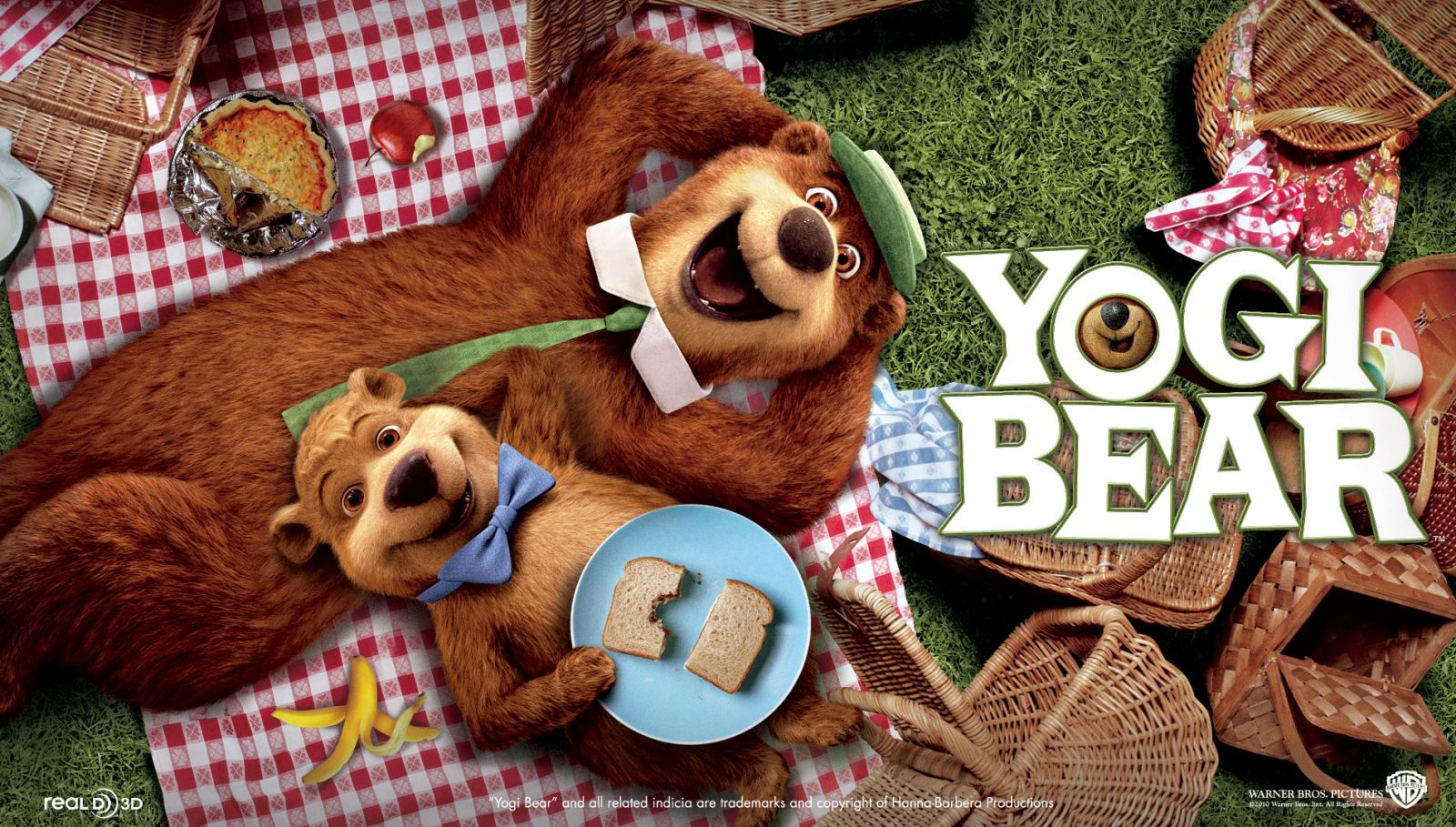Animation Pictures Wallpapers Yogi Bear Wallpapers
