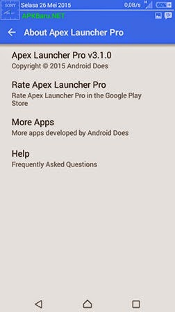 apex launcher pro free download