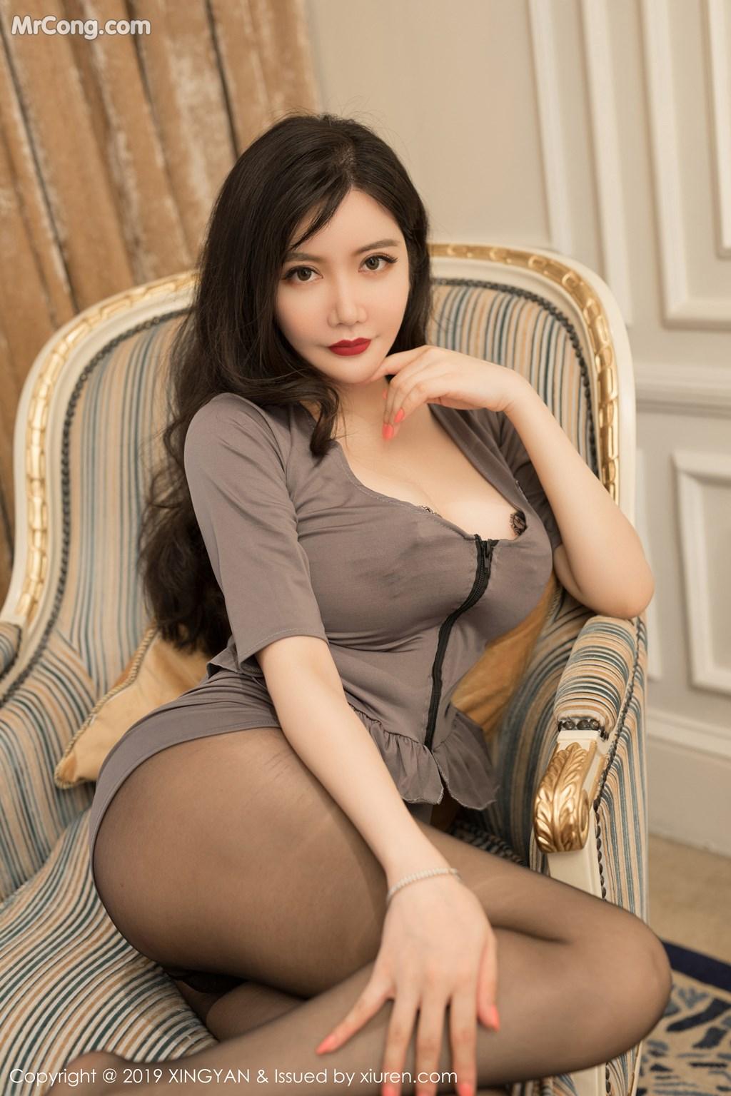 Image XingYan-Vol.123-MrCong.com-005 in post XingYan Vol.123: 心妍小公主 (47 ảnh)