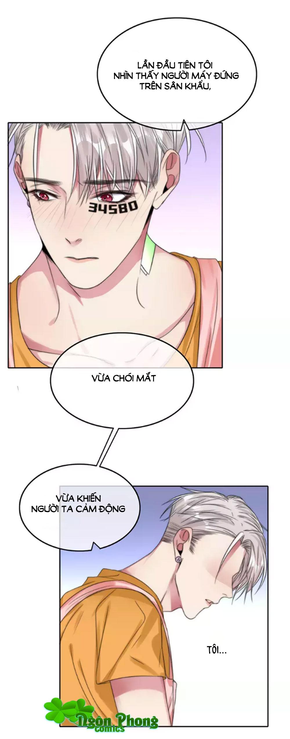 Fan Biến Thái Và Thần Tượng Xinh Đẹp chap 44 - Trang 5