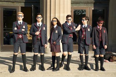 "TV Series: Review de ""The Umbrella Academy"" - Netflix"