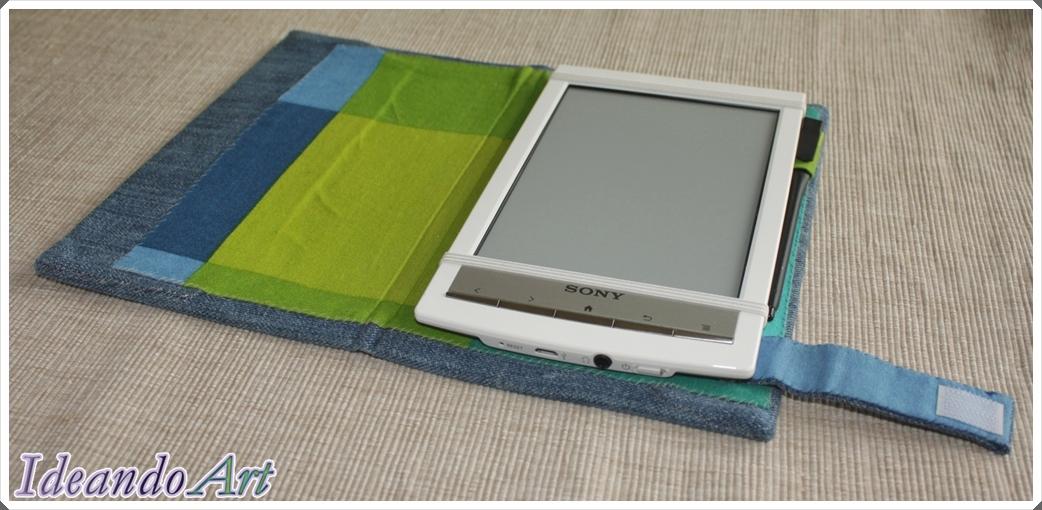 Funda DIY libro electrónico