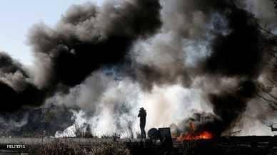 """الجهوية 24 - أكثر من 200 مصاب فلسطيني بمواجهات """"جمعة الغضب"""""""