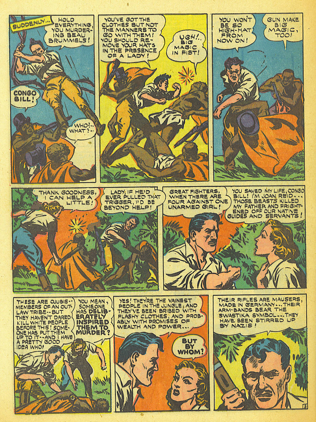 Read online Action Comics (1938) comic -  Issue #58 - 43