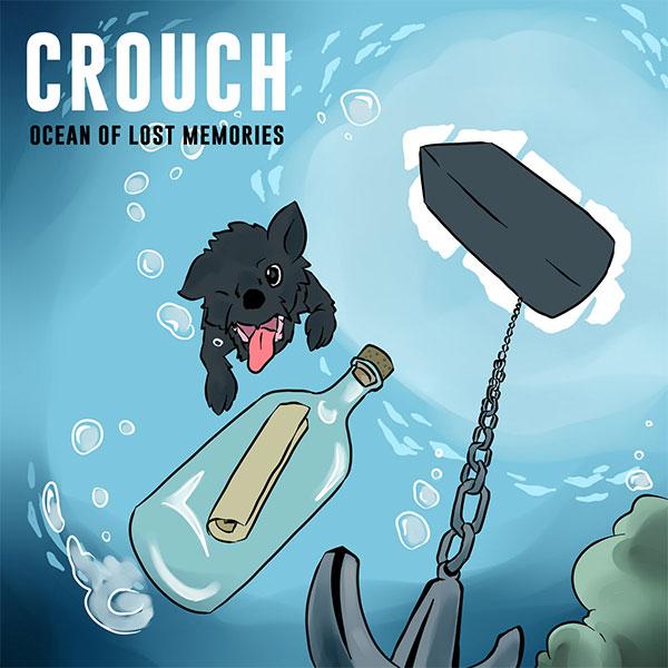 "Crouch premiere video for ""Ocean Of Lost Memories"""