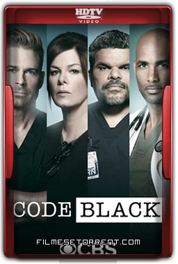 Code Black 2ª Temporada Legendado Torrent 2016 HDTV 720p 1080p Download