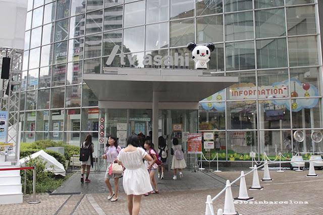 TV Asashi Building, Tokyo