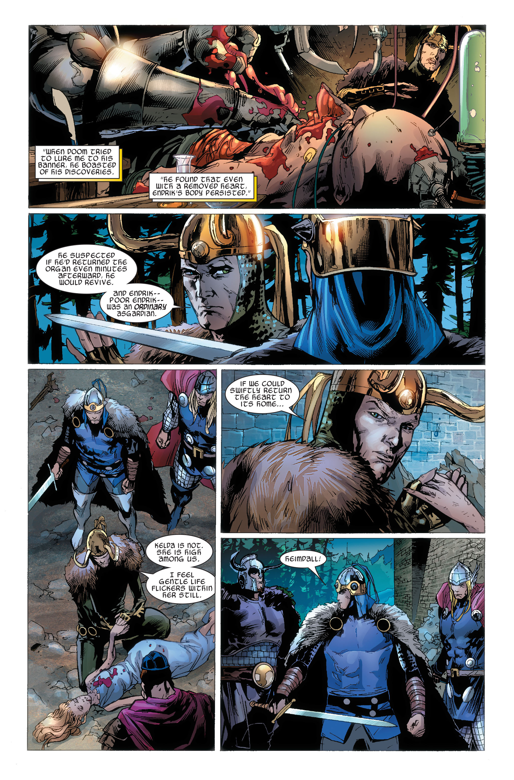 Thor (2007) Issue #605 #18 - English 16