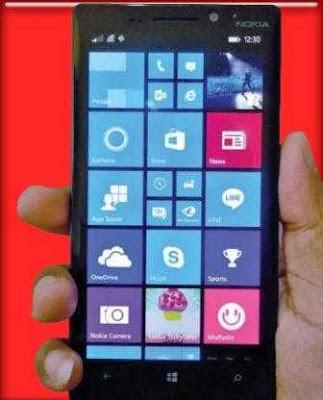 Nokia Lumia 930 Kinerja dan Kameranya Mumpuni.