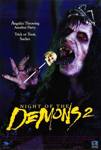 Night Of The Demons 2 (1994) Dual Audio Hindi Full Movie Download