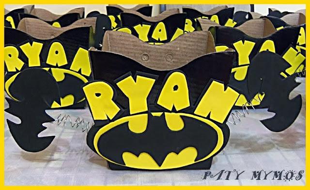 Centro de Mesa Batman