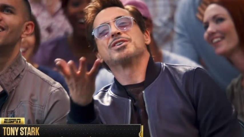 スターク 吹き替え トニー