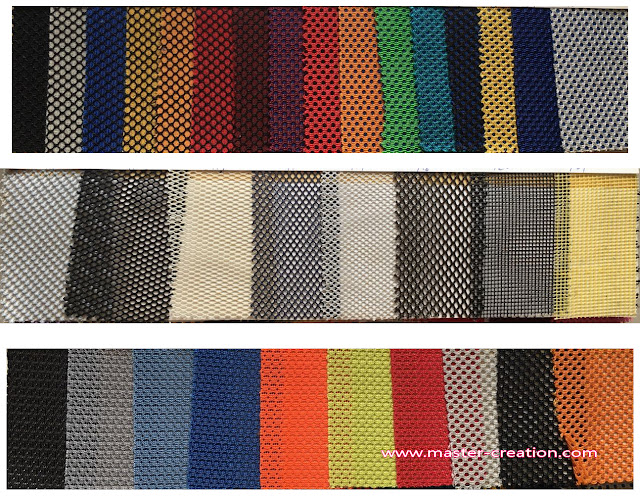 soft mesh fabrics