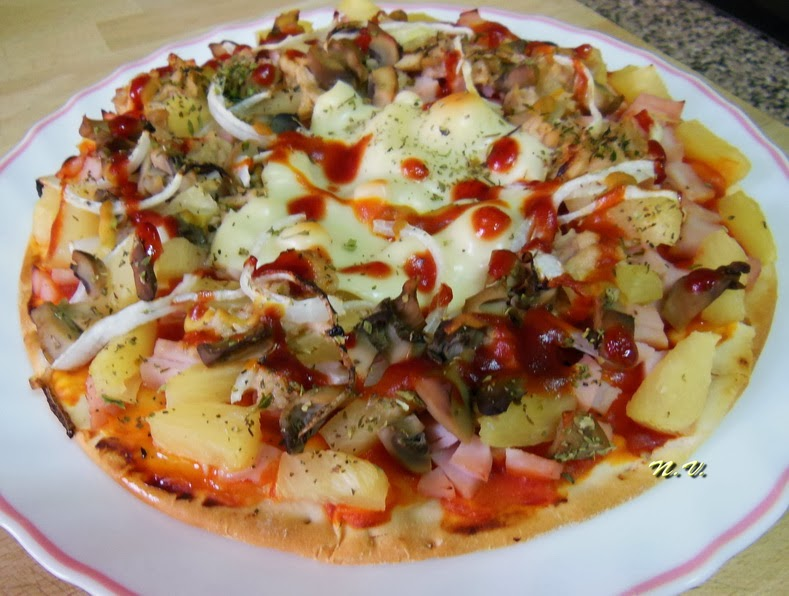 PIZZA TROPICAL 3