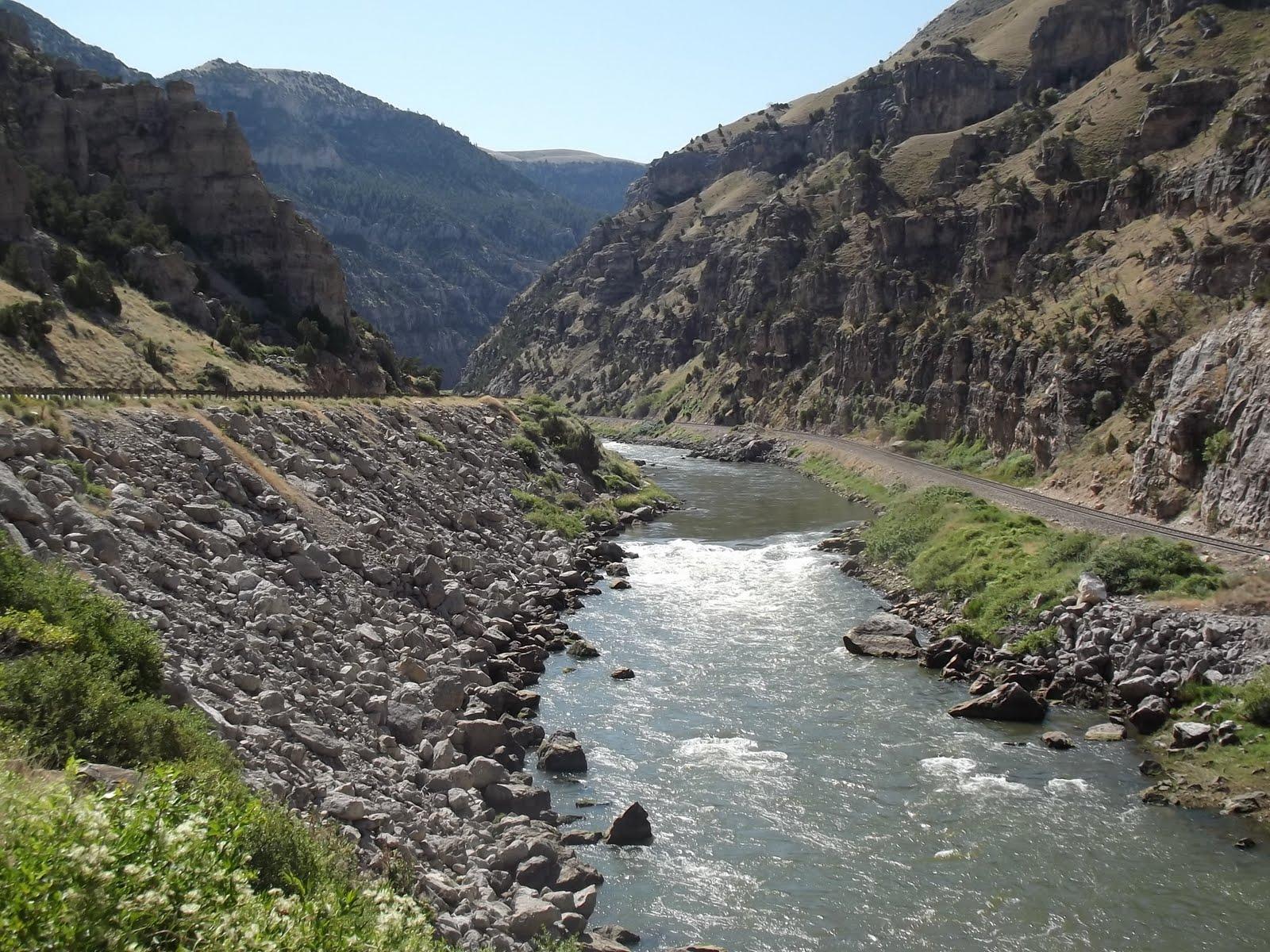 Erik S Motorcycle Trips Day 9 Worland Wy To Idaho Falls