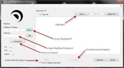 ddpb installer for blackberry z10 download