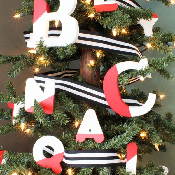 seasonal style} My Home Style: Christmas Tree Edition | Blue i Style