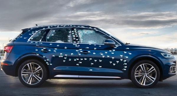 Audi Q5 Segurity (blindada)