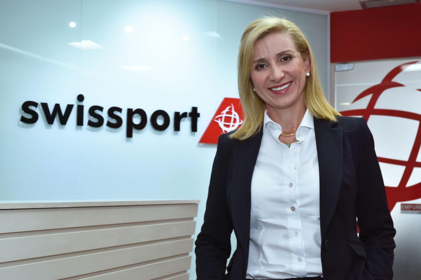Swissport em Congonhas recebe prêmio mundial por projeto na área de Safety | É MAIS QUE VOAR