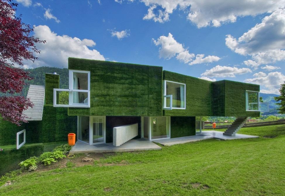 Fotos de fachadas de casas bonitas vote por sus fachadas for Fachadas casas color arena